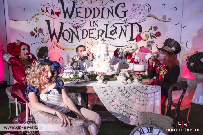News image Udine Bride 2017 –- Wedding in Wonderland Stand GP Eventi